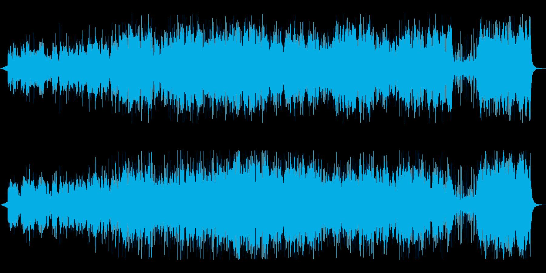 中世ヨーロッパ ルネサンス バロックの再生済みの波形