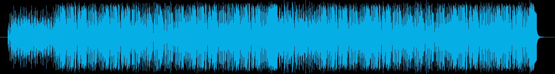 バカンスのイメージで。の再生済みの波形