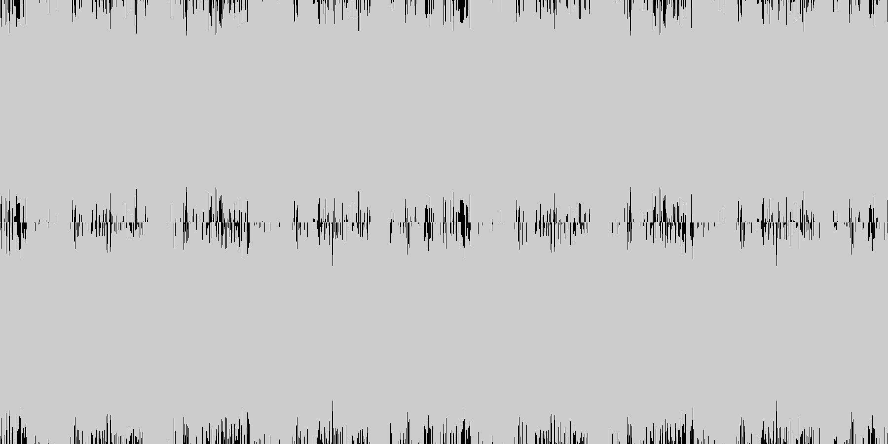 オーケストラ クワイヤー ループ の未再生の波形