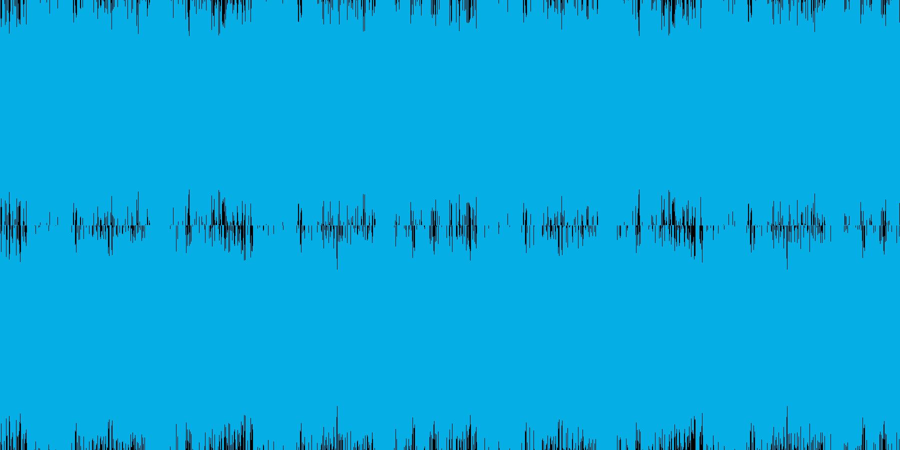 オーケストラ クワイヤー ループ の再生済みの波形
