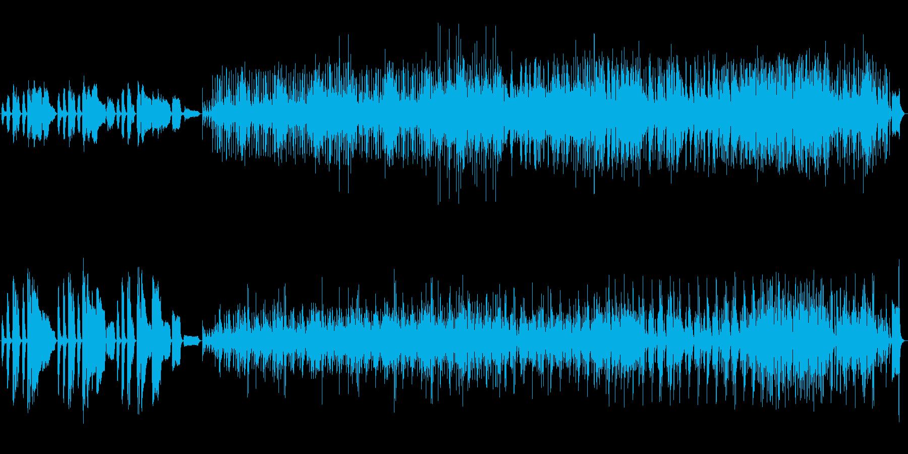 奇妙で滑稽なクラシック曲の再生済みの波形