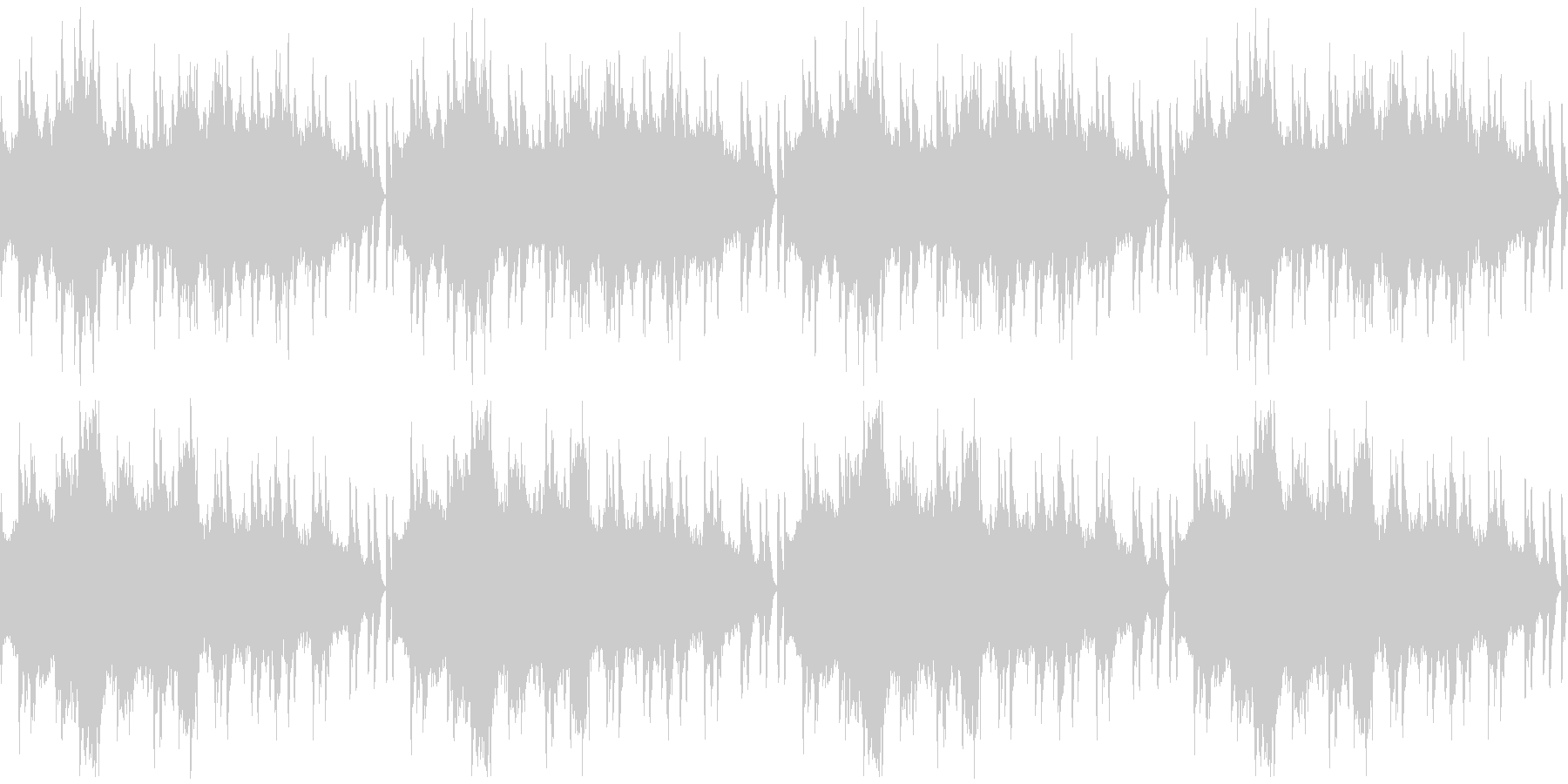 【ラグジュアリー/ストリングスTRAP】の未再生の波形