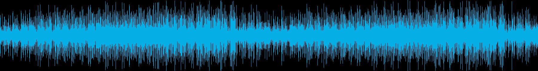 口笛ほのぼのアコースティックサウンドの再生済みの波形
