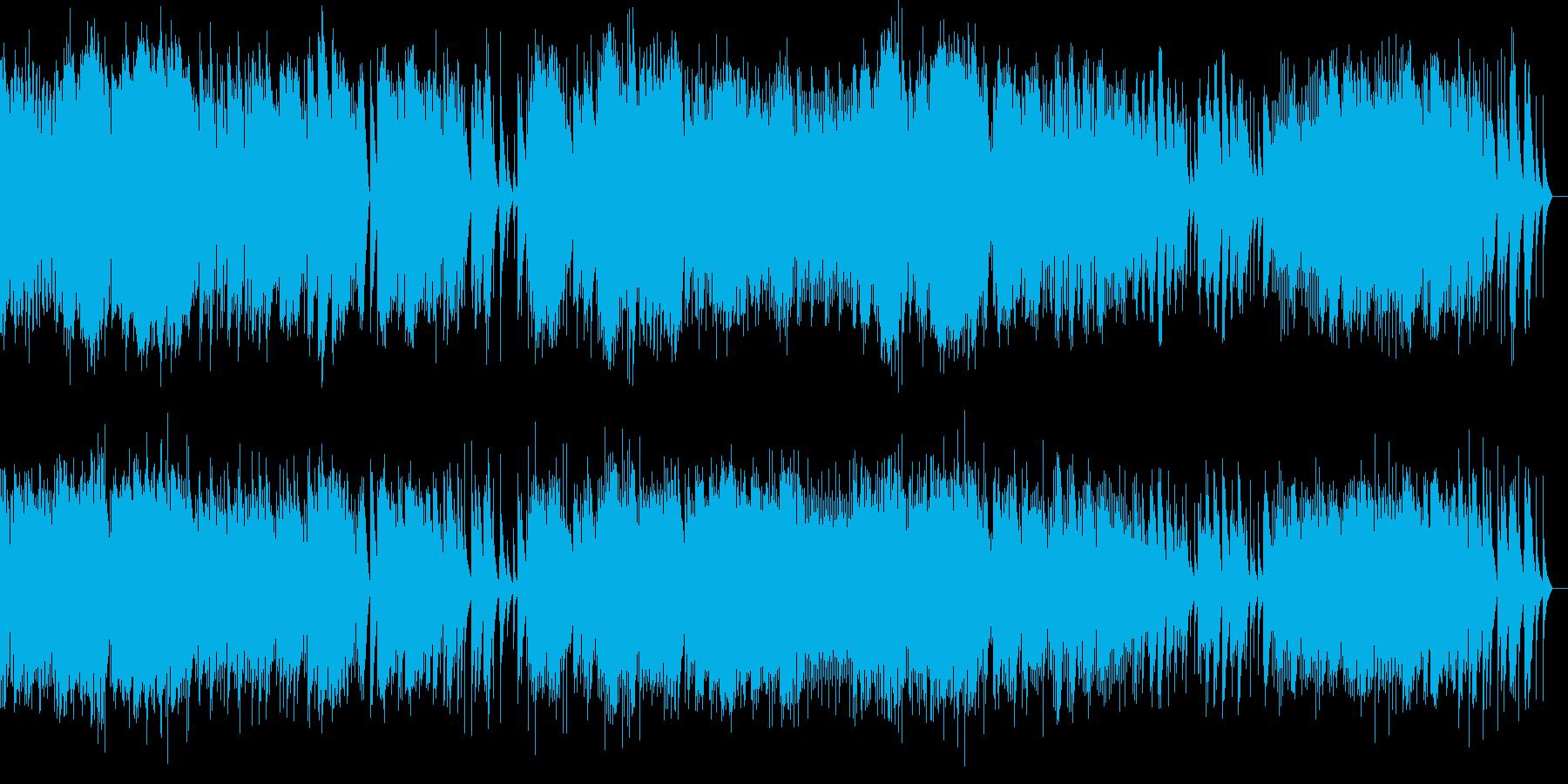 2つのアラベスク 第2番 (オルゴール)の再生済みの波形