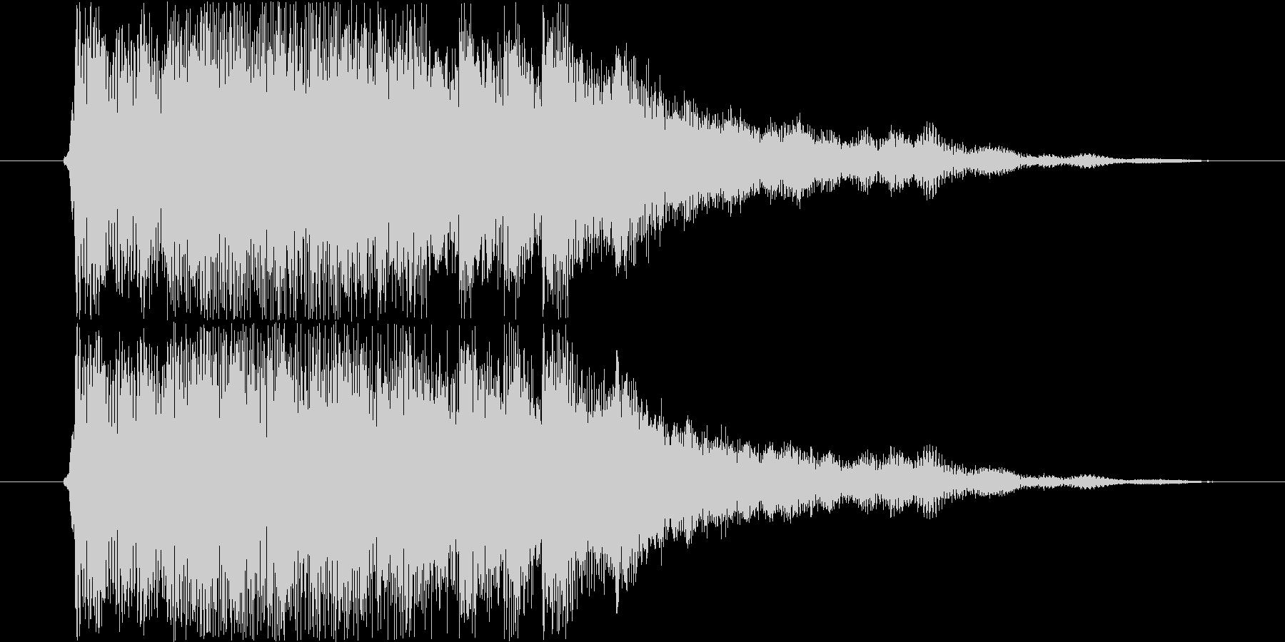 7秒間、ベルとストリングスが爽やかなメ…の未再生の波形