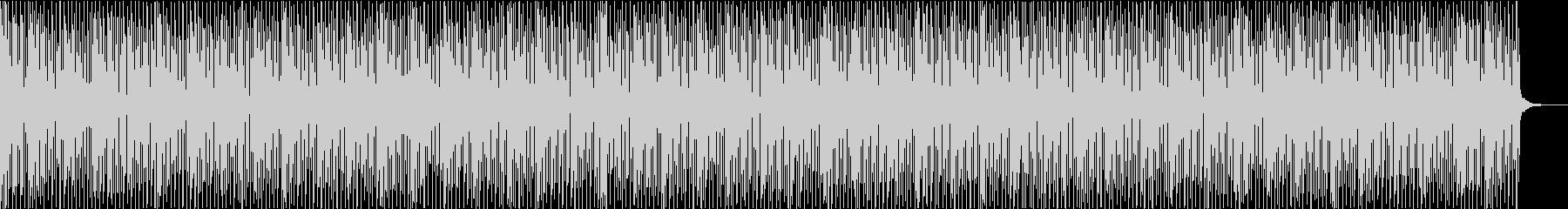 映像・ゲーム向けエレクロトポップの未再生の波形