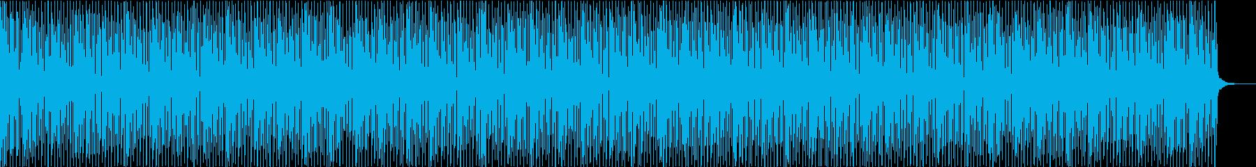 映像・ゲーム向けエレクロトポップの再生済みの波形