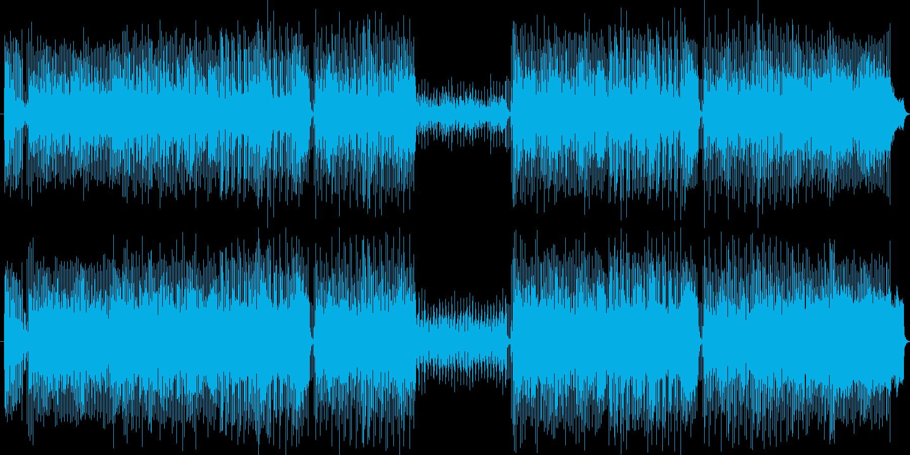 バレンタインのイメージ曲です。ドキドキ…の再生済みの波形