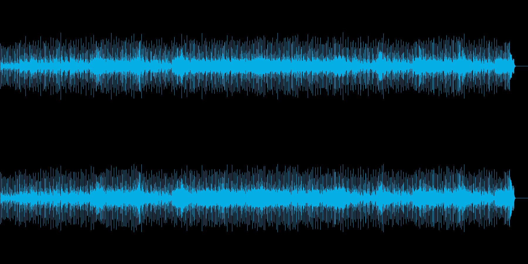 ピアノによるほのぼのとした雰囲気のポップの再生済みの波形