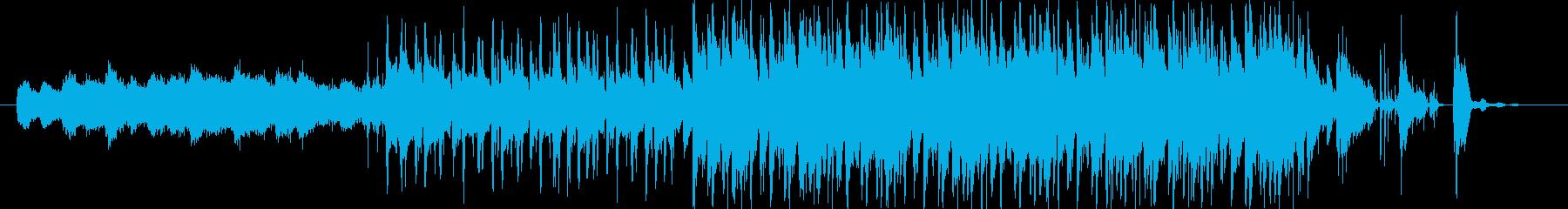 オープニングにマッチするような軽快でノ…の再生済みの波形