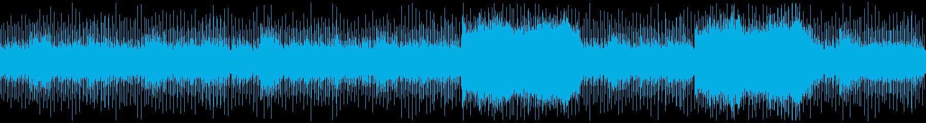ホラー/オルゴール/緊張感/謎ミステリーの再生済みの波形