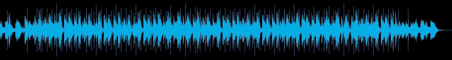 夜行性HIPHOPの再生済みの波形