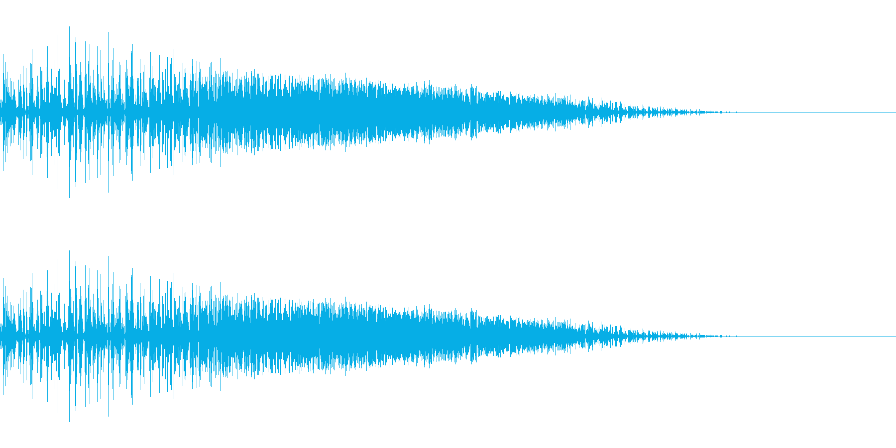 ザシュッ(斬撃/ひっかき/攻撃)の再生済みの波形