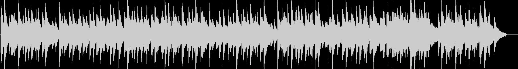 蛍の光・童謡・ピアノ・ストリングスの未再生の波形