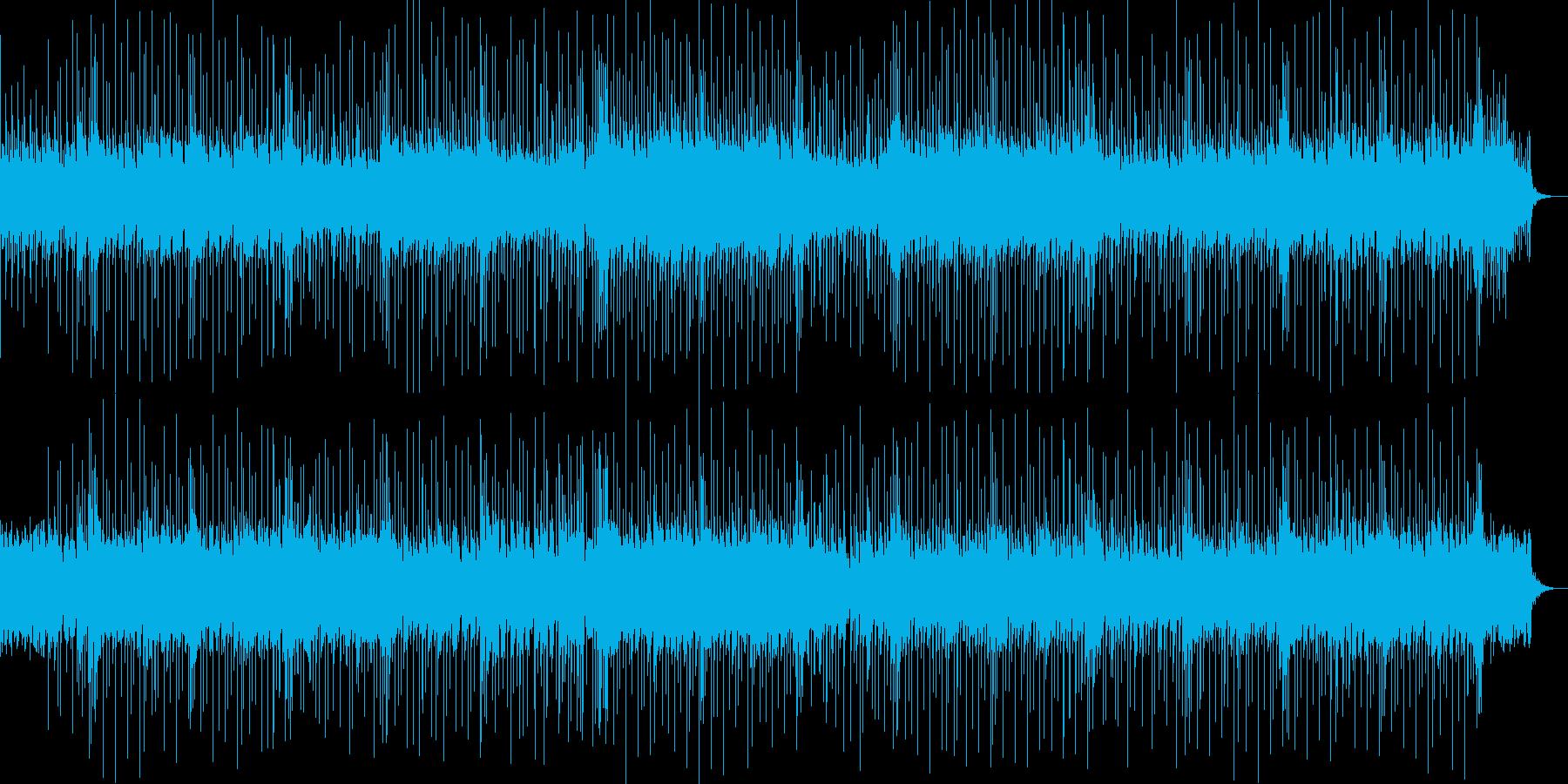ベルが奏でる美しくも悲しいメロディの再生済みの波形
