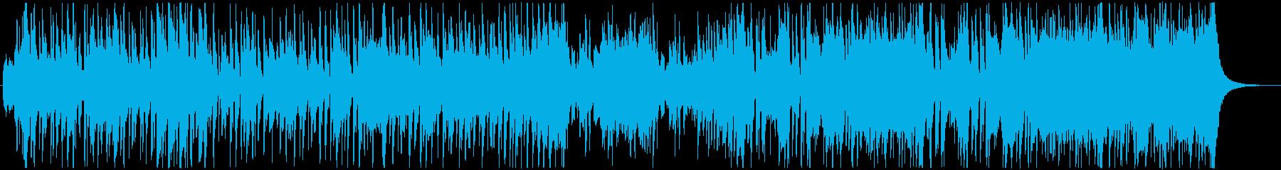 オープニングに最適なクラシックポップの再生済みの波形