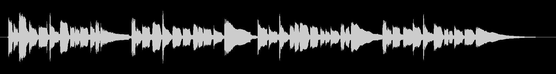 童謡 こいのぼり 鯉のぼり アコギ 5月の未再生の波形