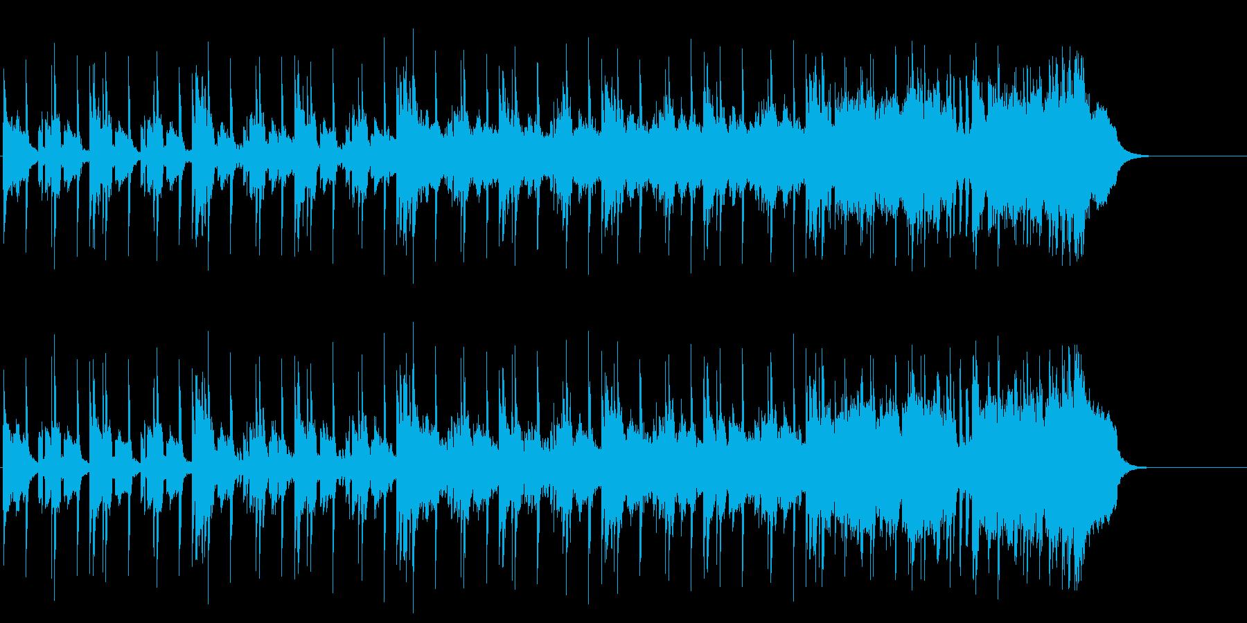 問題を科学的に検証するマイナーポップの再生済みの波形