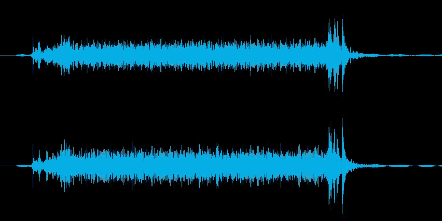 【機械/ロボット系006】ウィーンの再生済みの波形