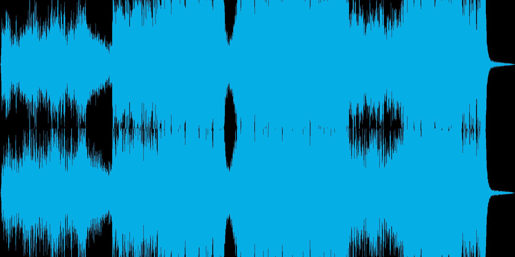 【ドラム無し】エピック・オーケス…怒りの再生済みの波形