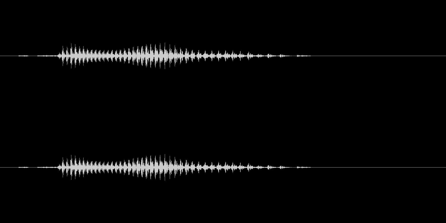 香川(県名)の未再生の波形