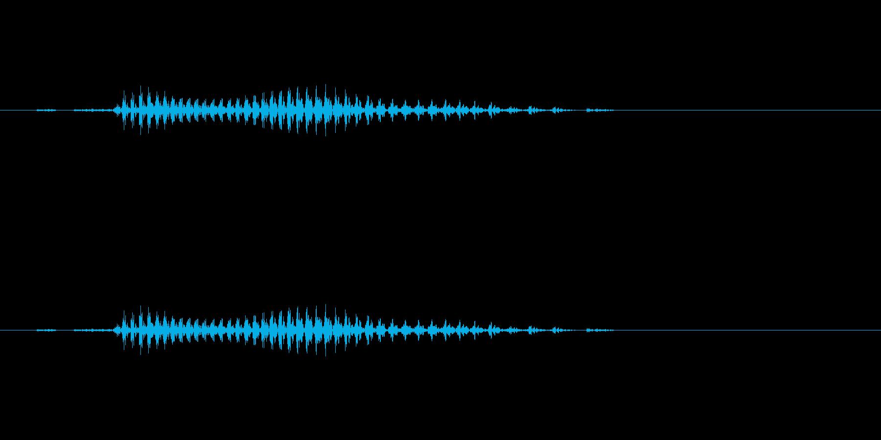 香川(県名)の再生済みの波形