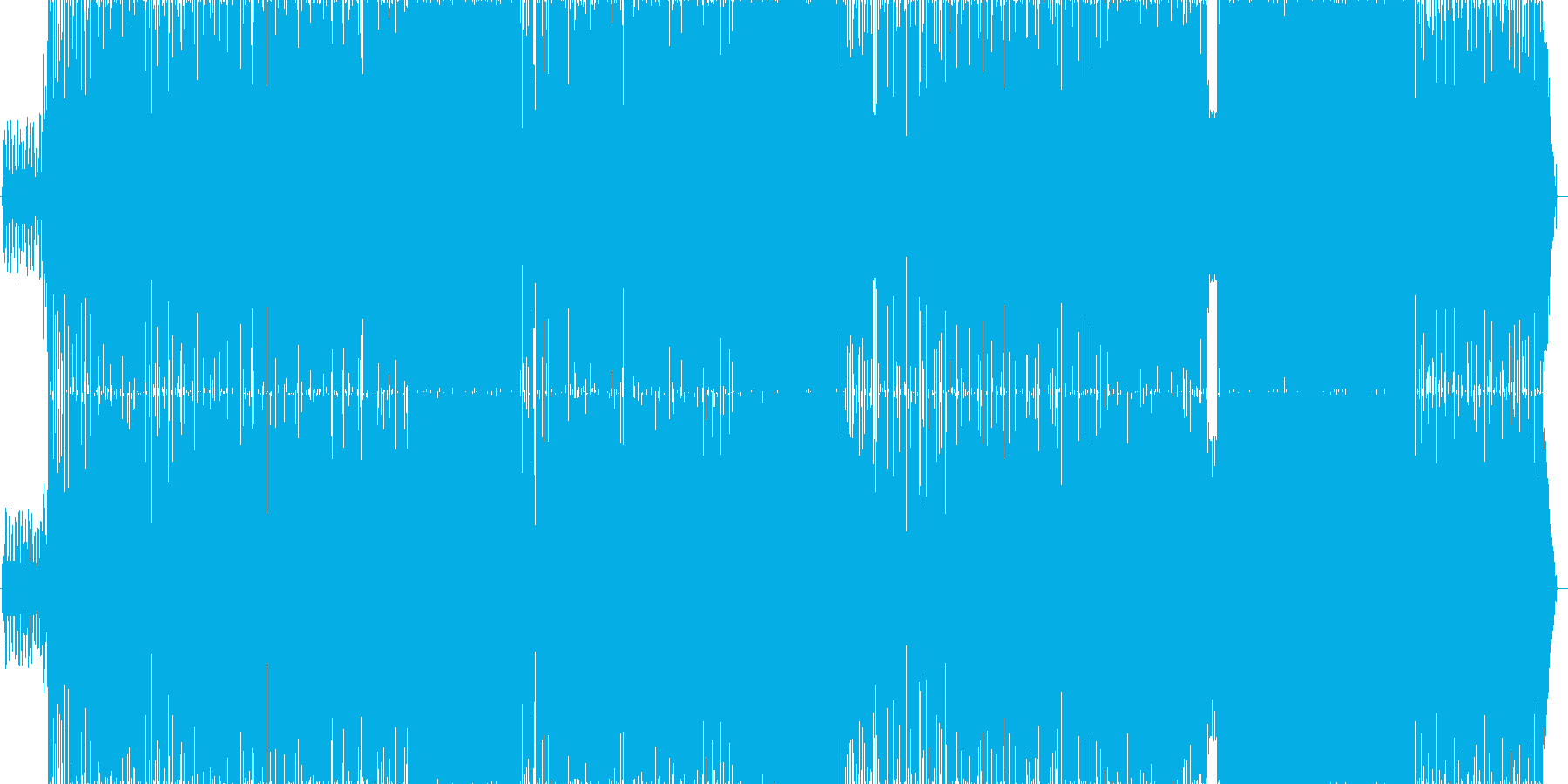 どこか切なさを感じるバラードラップ。の再生済みの波形