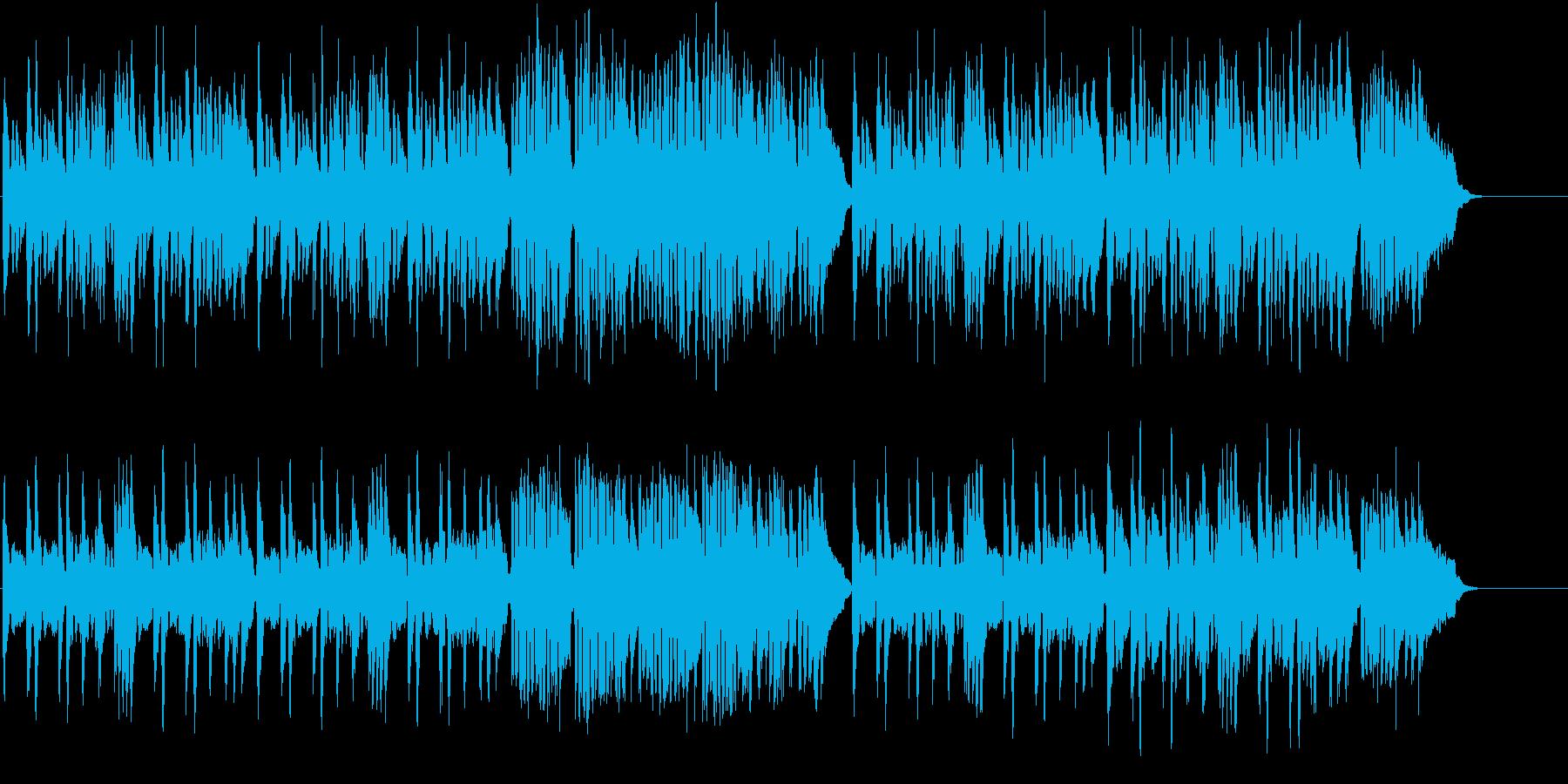わらべ歌風ポップ/和風/テーマの再生済みの波形