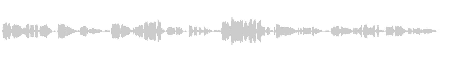 朧月夜 アカペラ ハスキーで繊細な歌声の未再生の波形