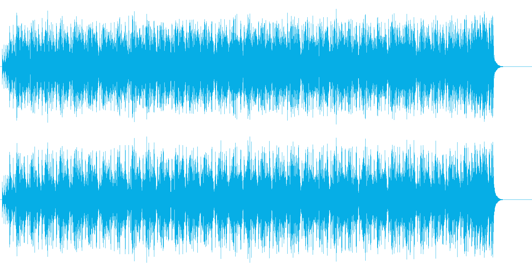 エレガントでシックなミディアム・ポップスの再生済みの波形