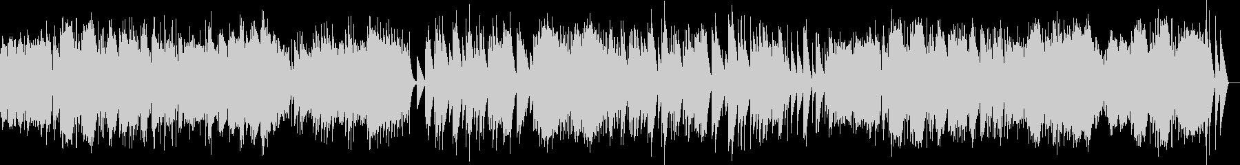 2つのアラベスク 第1番 (オルゴール)の未再生の波形