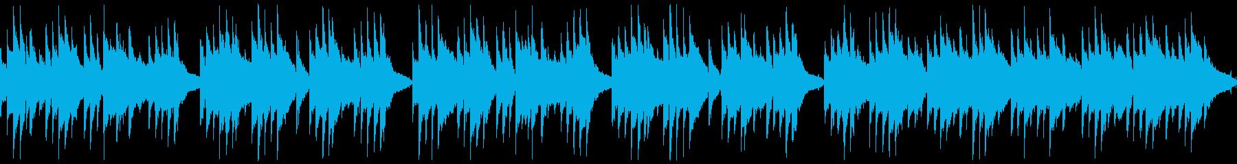 ゆったりノスタルジックなギターデュオの再生済みの波形