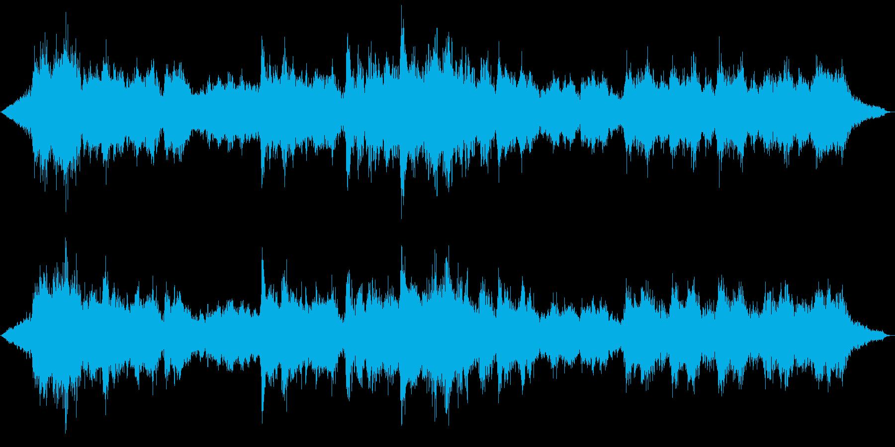 突き抜けるストリングスのさわやかなメロ…の再生済みの波形