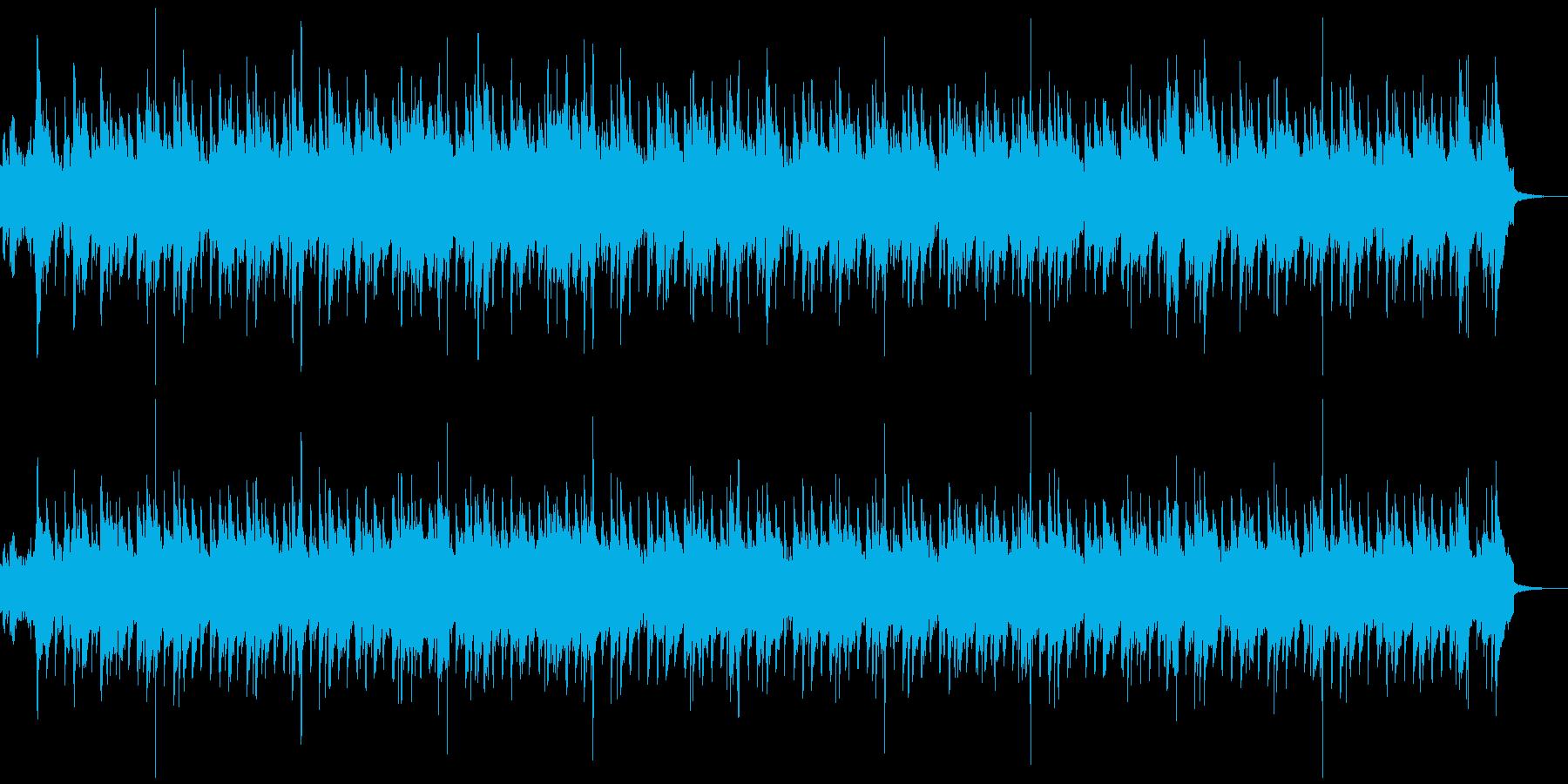 尺八と琴による独特な雰囲気の和風ジャズの再生済みの波形