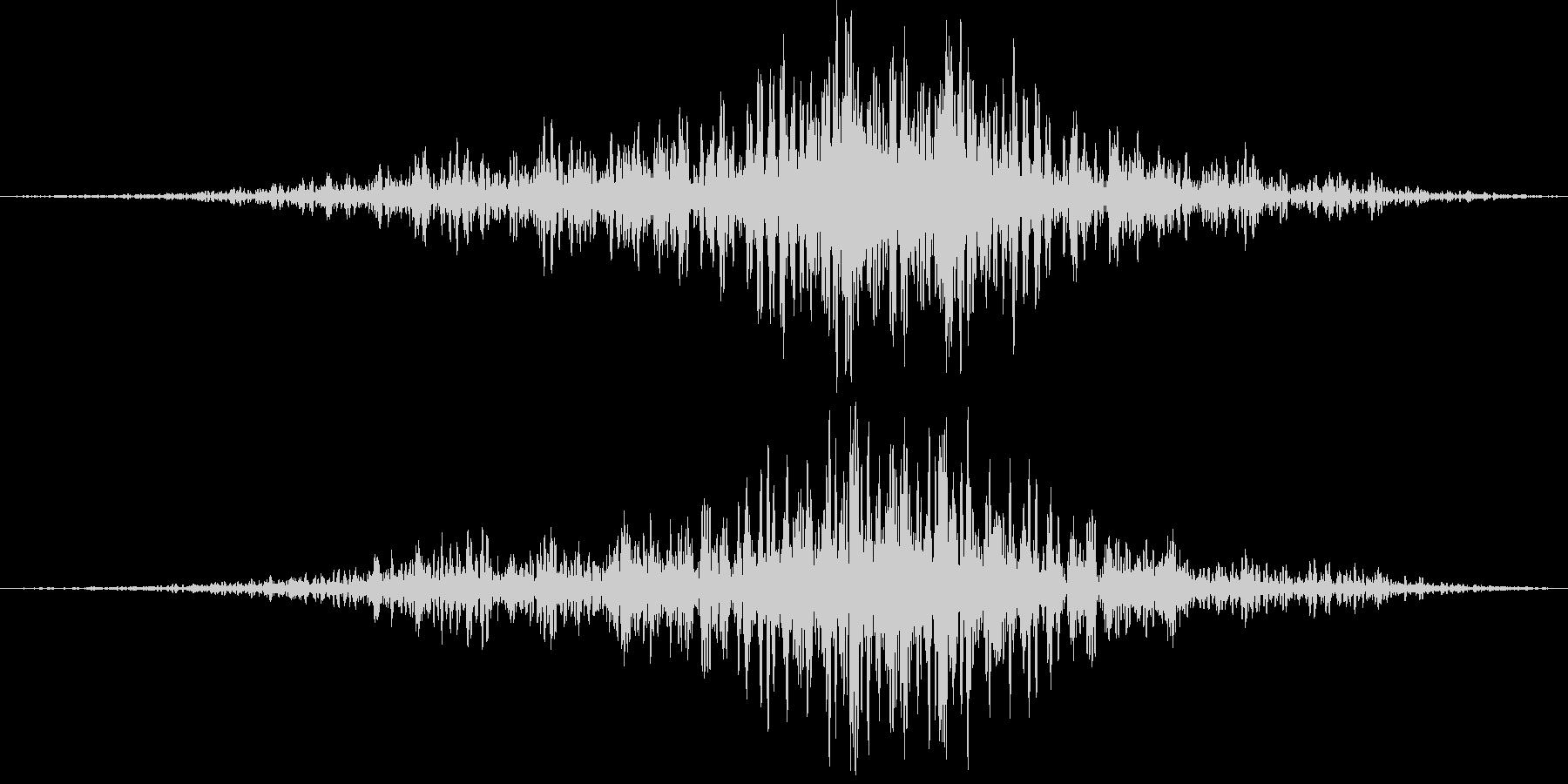 189_リバース3の未再生の波形