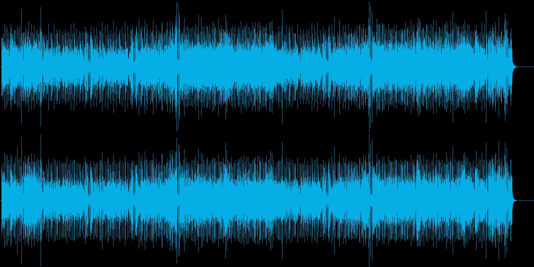 キュートで柔軟なジャパニーズ・ポップスの再生済みの波形