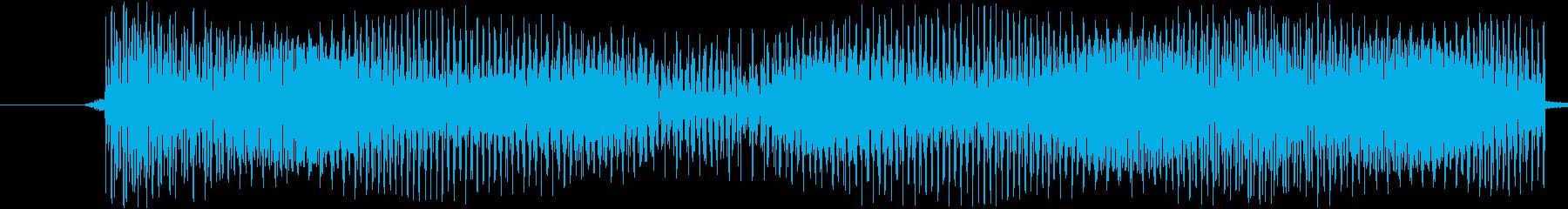 【電子音/決定キャンセル/ビー/E】の再生済みの波形