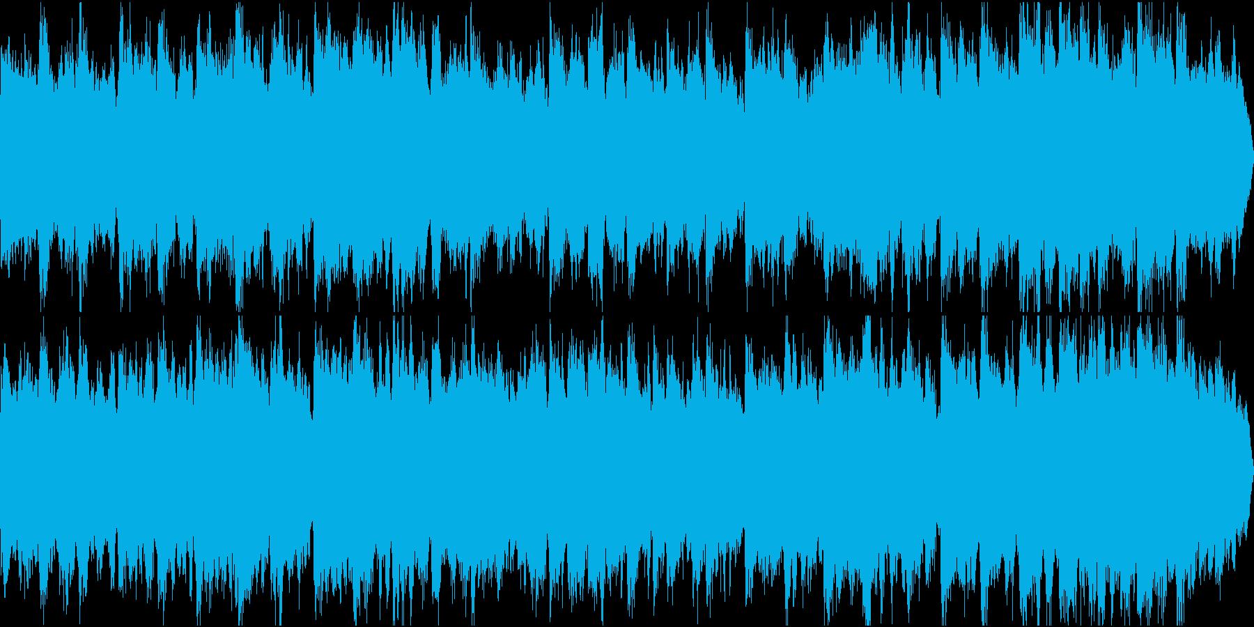 ドキュメンタリーやさしい曲2 リズムなしの再生済みの波形
