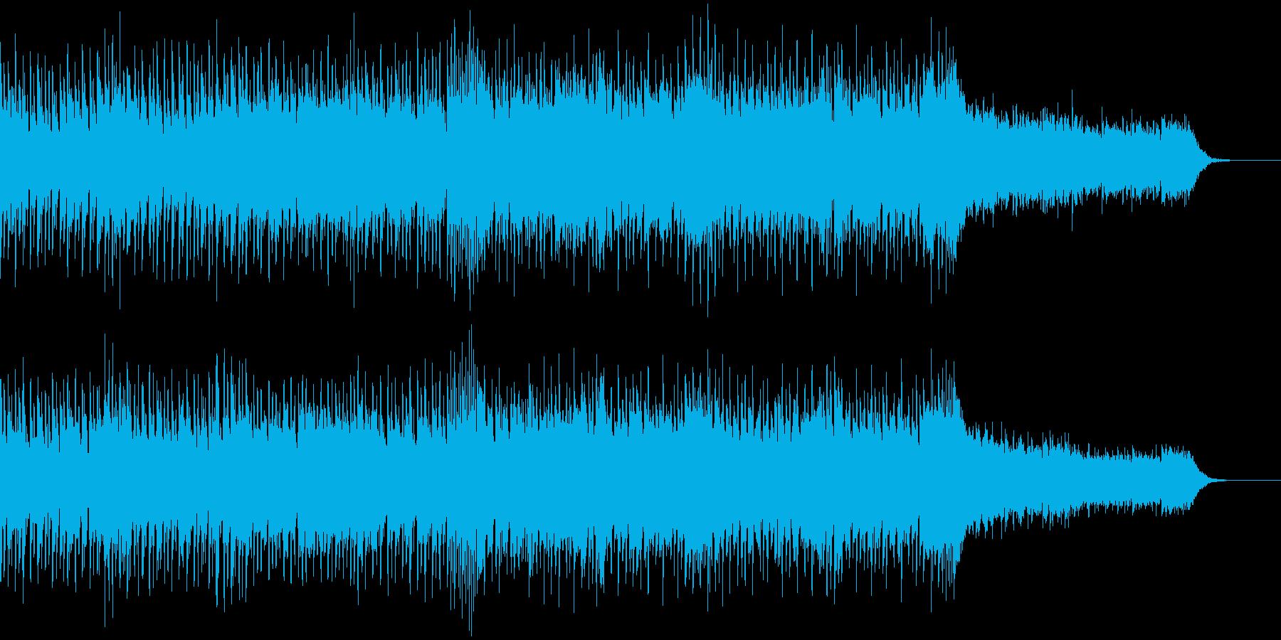 キャッチーでファンタジック、そして元気…の再生済みの波形