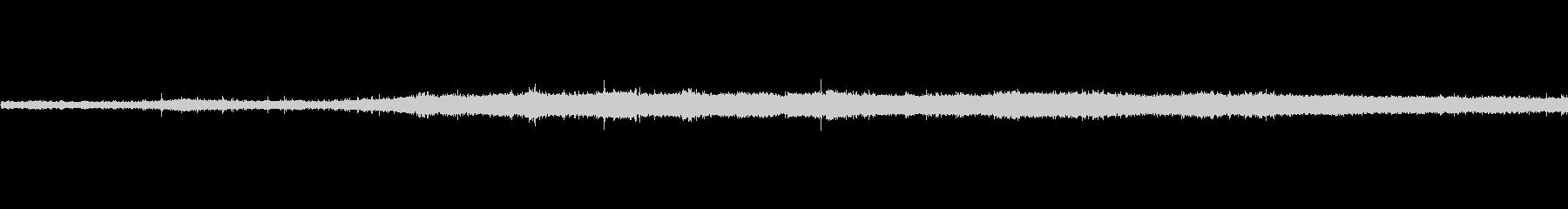 【生音】夏の日の雨音 - 01 雨の降…の未再生の波形