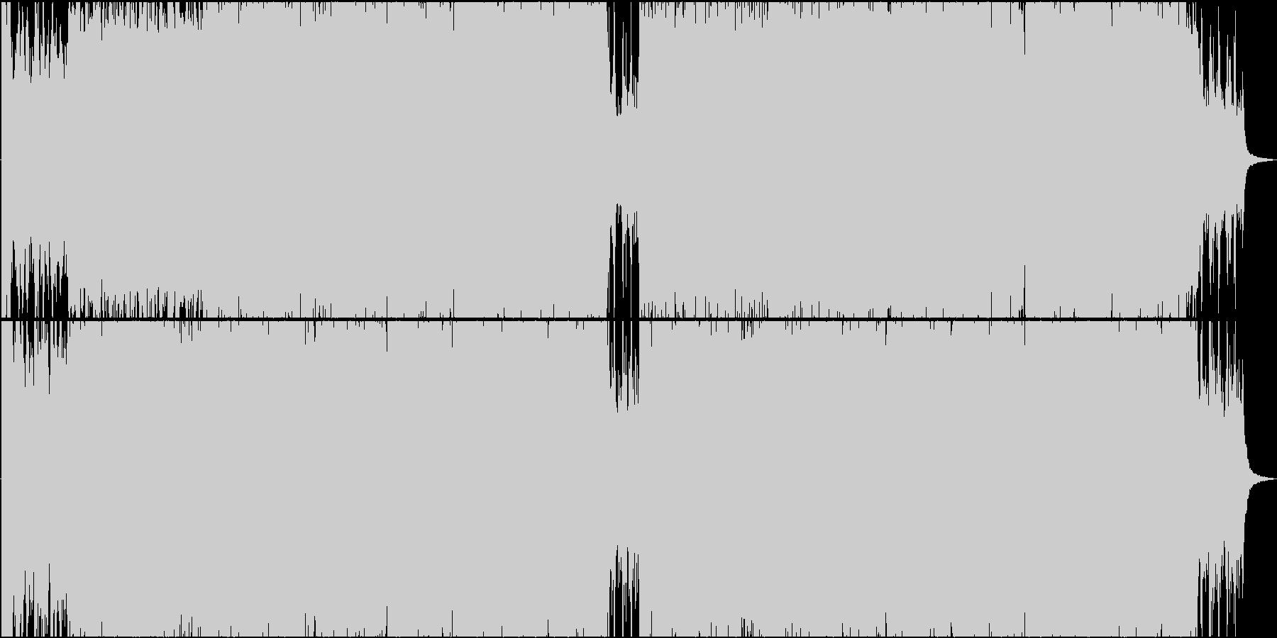 壮大・ギター・ロングトーン・シネマチックの未再生の波形