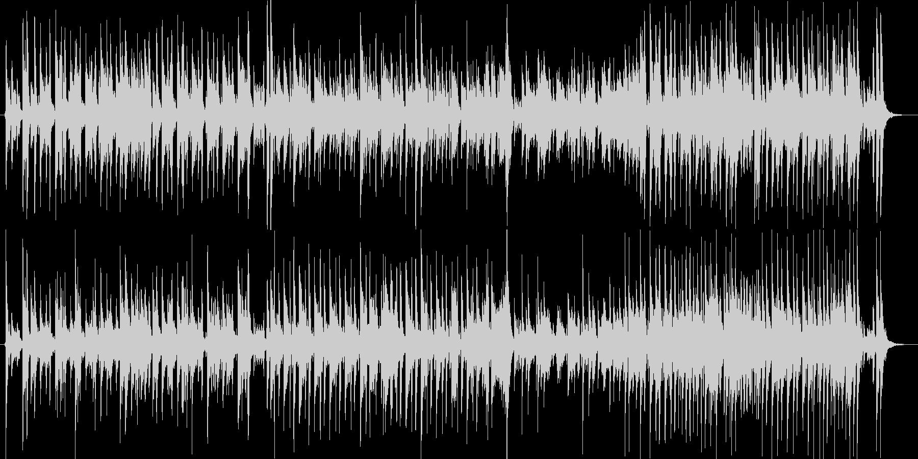 ギター・タンゴ・情熱・スパニッシュの未再生の波形