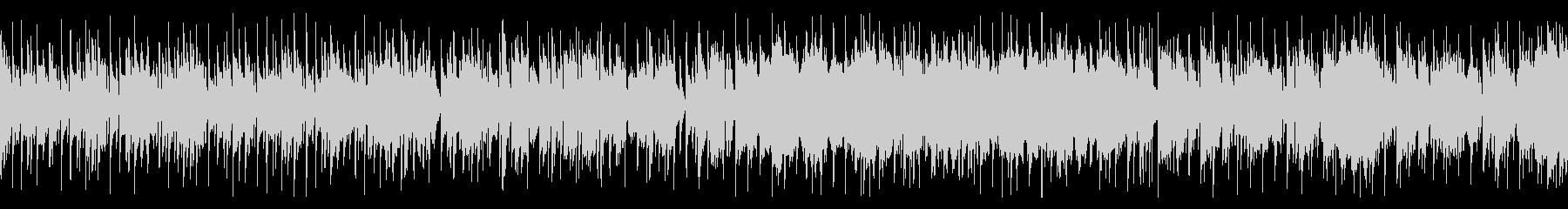 ピアノトリオ+サックスのフュージョンの未再生の波形