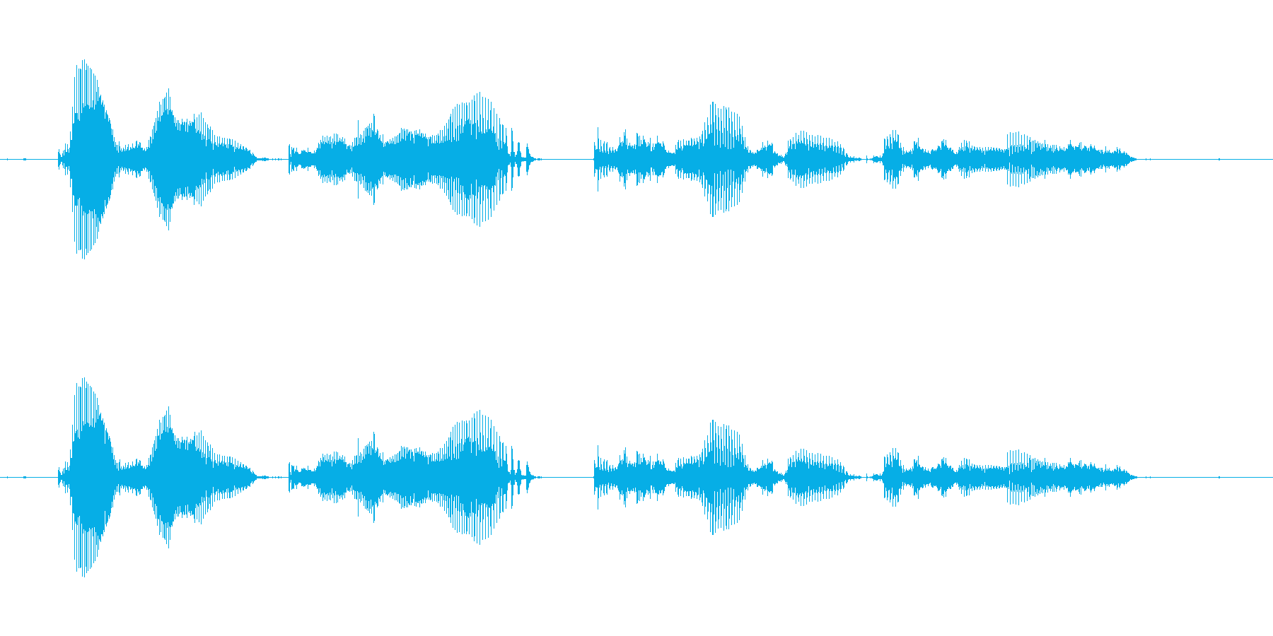 【時報・時間】午前9時を、お知らせいた…の再生済みの波形