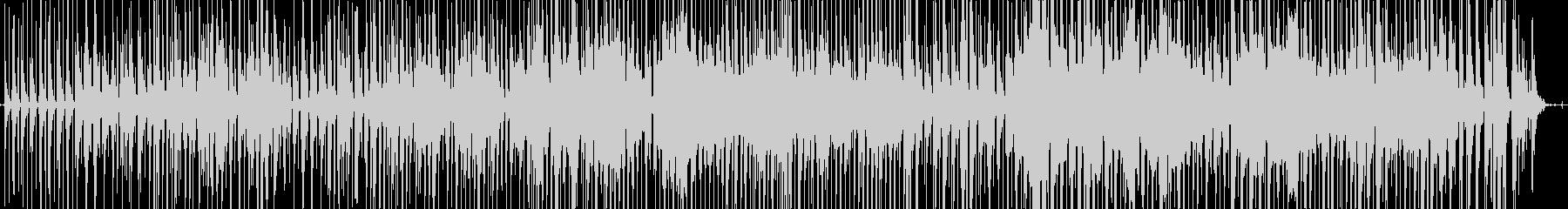 ウクレレと鍵盤ハーモニカのアレンジの未再生の波形