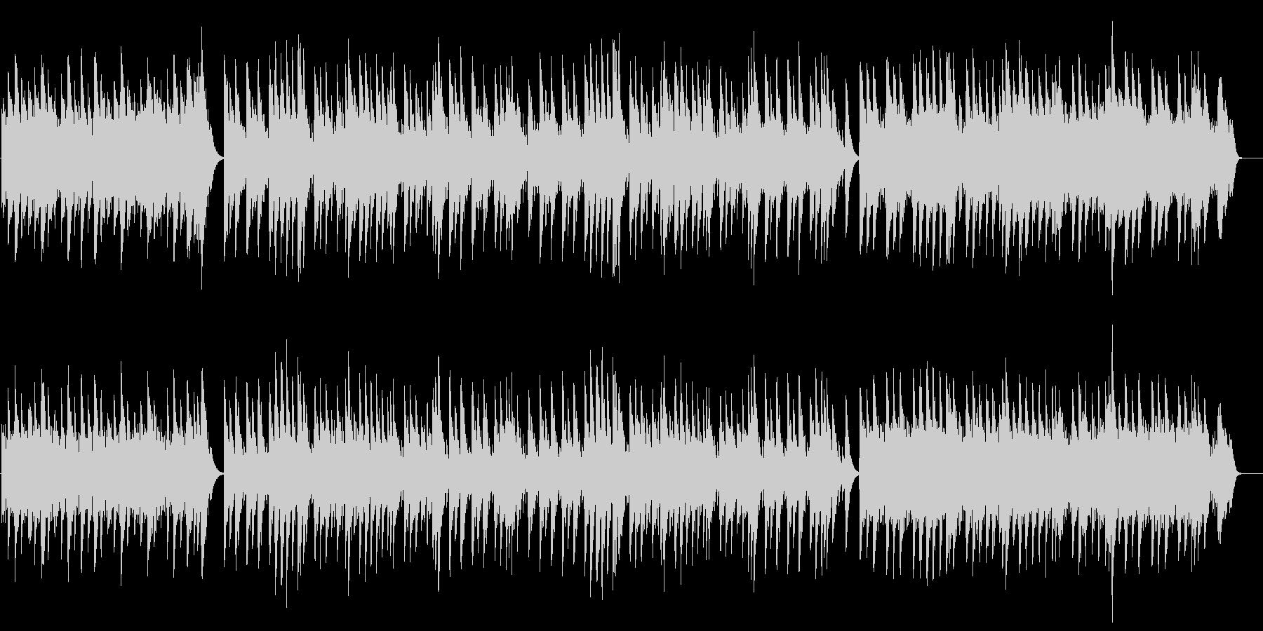 さくらの未再生の波形