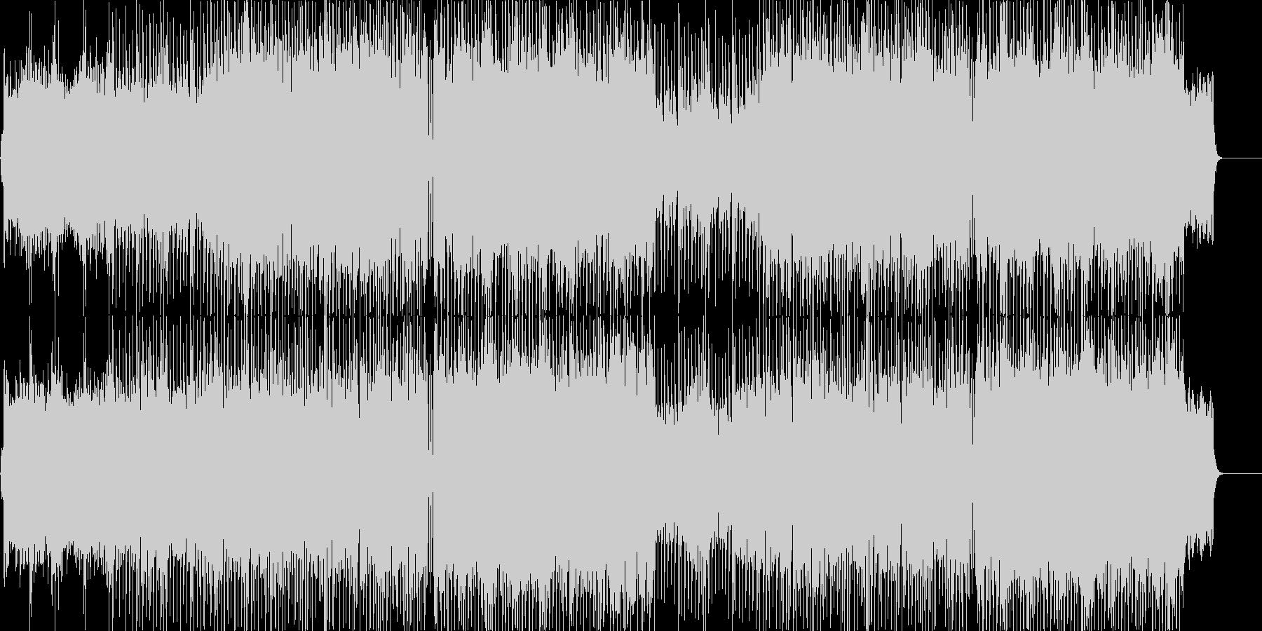 ポップなオーケストラ(物語の始まり)の未再生の波形