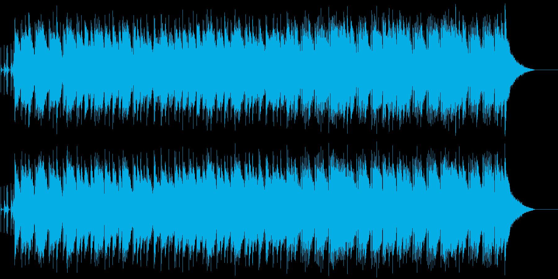 ハートをしめつける繊細なラヴ・バラードの再生済みの波形