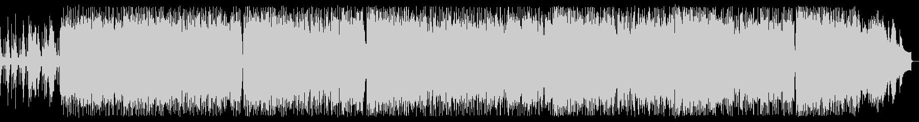 天気予報BGM(ピアノ中心のバラード)の未再生の波形