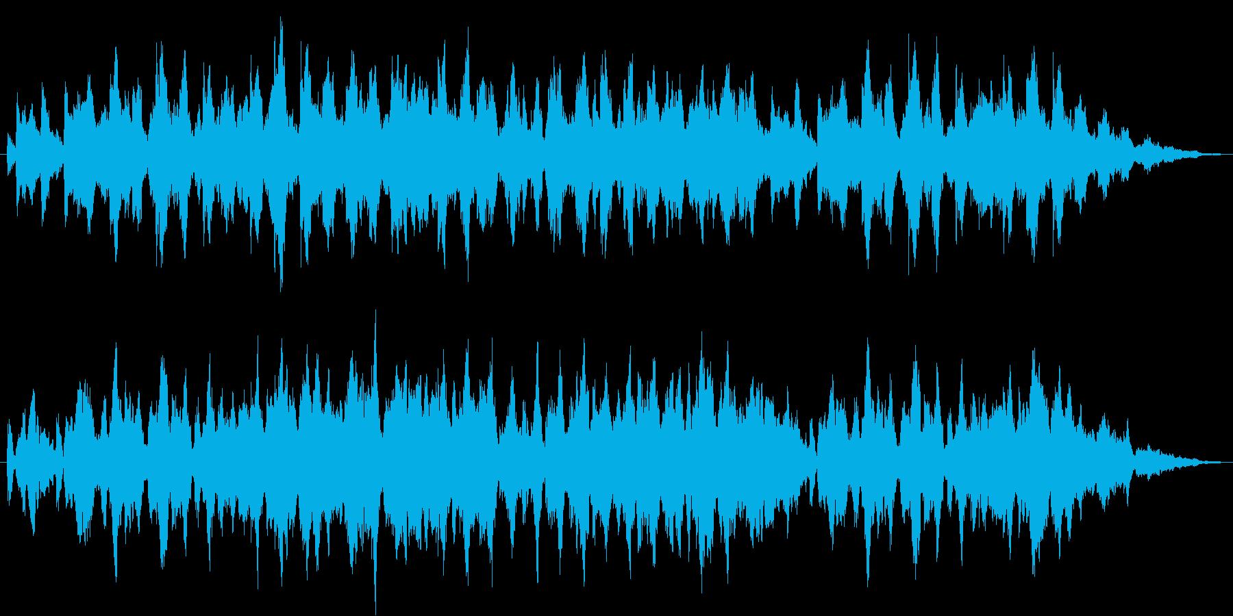 孤独の渇き(悲しみ)【ストリングス】の再生済みの波形